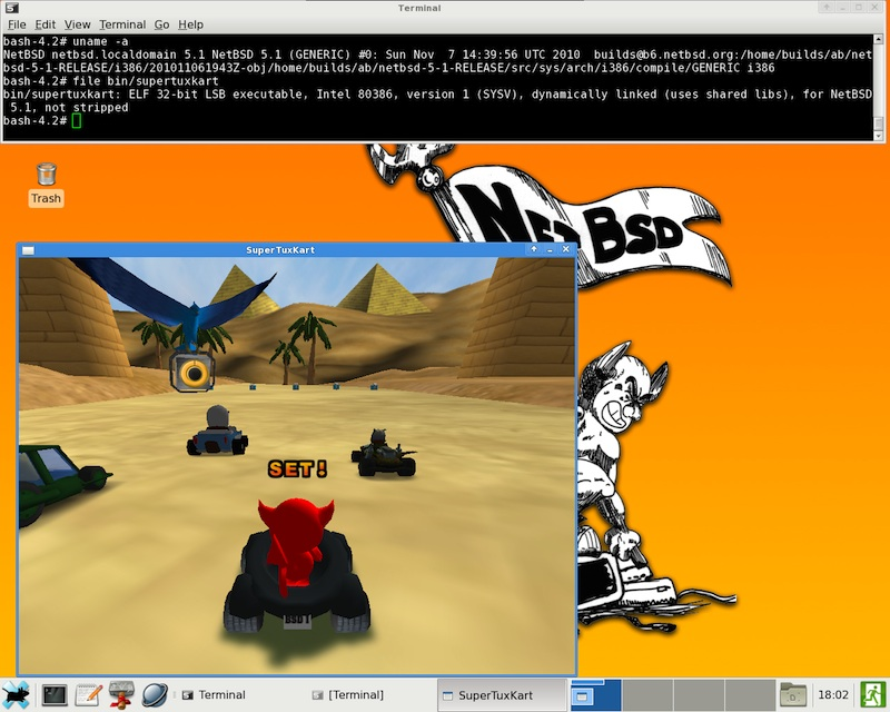 SuperTuxKart Screenshot