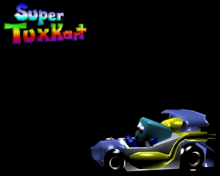 SuperTuxKart Wallpaper